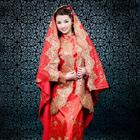 量身定做 穆斯林婚纱 结婚礼服
